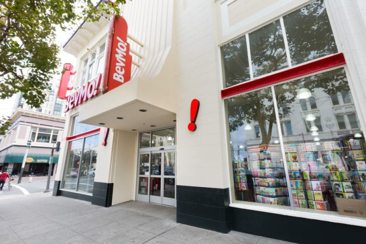 BevMo is testing curbside pickup at two of its Bay Area stores (San Francisco location pictured).