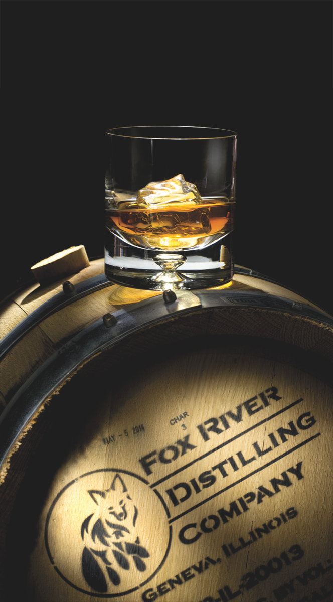 Fox River Distilling is currently interviewing distributor candidates in other states.