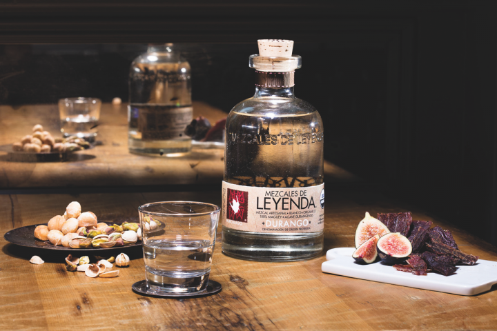 Mezcales de Leyenda (Durango expression pictured) has seen massive growth in recent years, posting gains in the double-digits.
