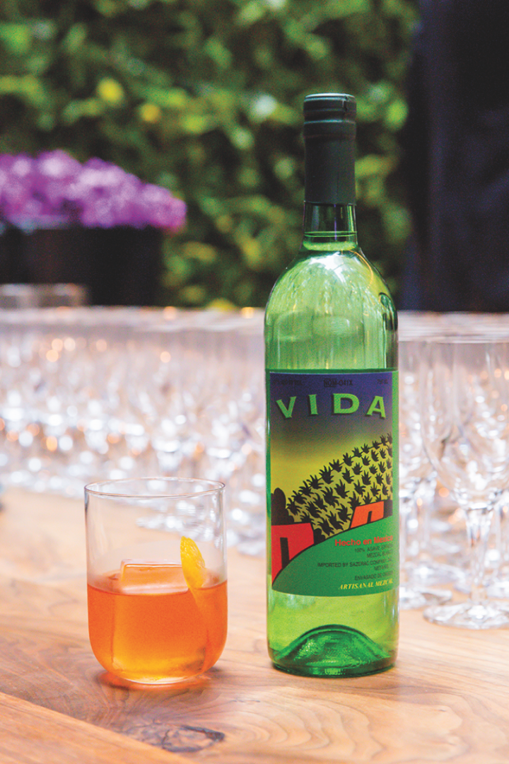Del Maguey's Vida mezcal (pictured) is the most popular and widely distributed expression in the brand's 20-label lineup.