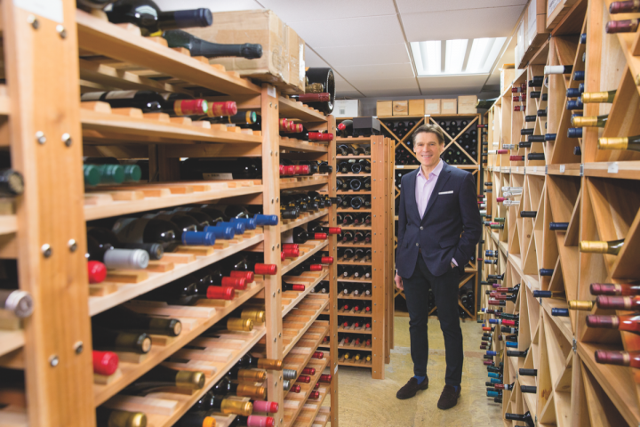Vintus founder Michael Quinttus (pictured) started his company in 2004. The Pleasantville, New York-based importer often cultivates relationships for years before signing a contract to represent a winery.