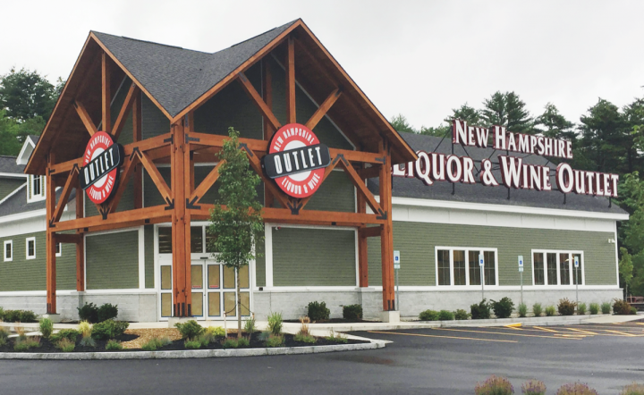 There are currently 80 New Hampshire Liquor & Wine Outlet stores across the state (Warner location pictured), with several more set to join the in the near future.