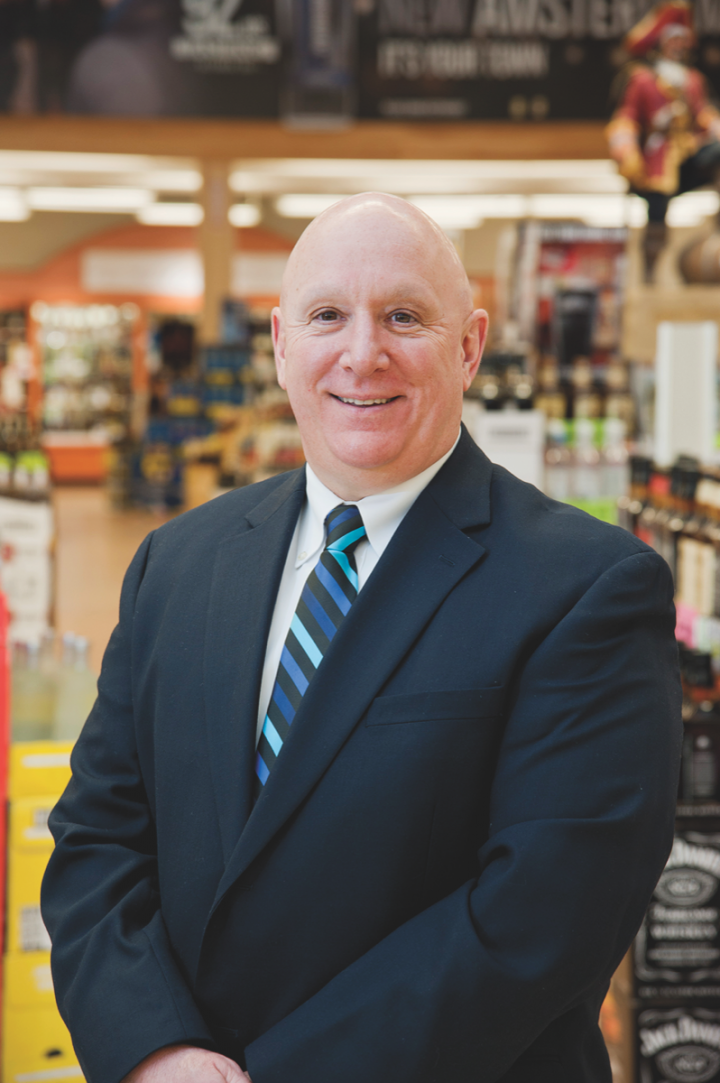 NHLC chairman Joseph Mollica is confident spirits sales will continue to see steady growth.