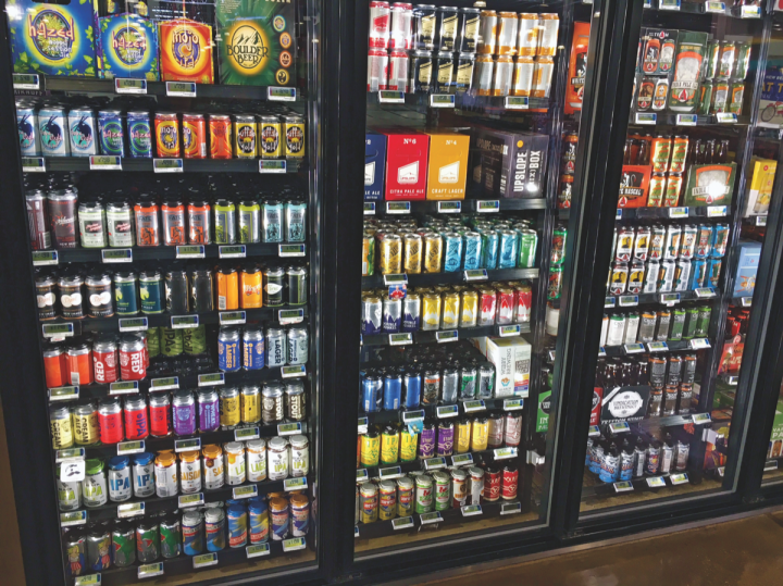 More and more producers are turning to canned beer as opposed to their bottled counterparts.