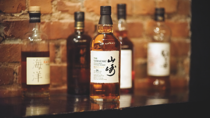 Japan's whiskies are booming on-premise. New Jersey-based Ani Ramen House offers 50 different Japanese brands, including Yamazaki 18-year-old.