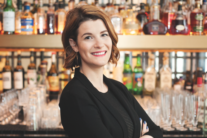 As head bartender at Boleo and Vol. 39 in Chicago's Kimpton Gray Hotel, Jess Lambert puts an innovative spin on specialty cocktails.