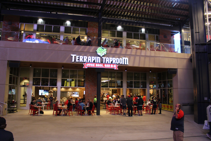 Tenth and Blake partners with several craft brewers that have developed strong brand identities, such as Georgia's Terrapin Beer Co. Terrapin runs a taproom and microbrewery with restaurant operator Fox Bros. Bar-B-Q at Atlanta's Sun Trust Park.