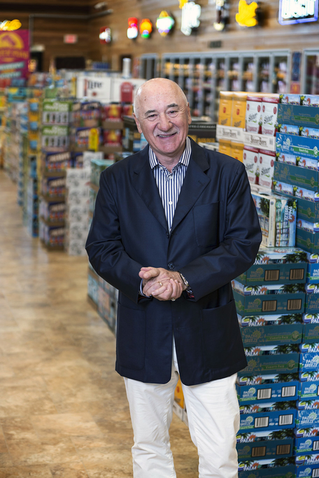 Hal Gershman gives back to his community through both the Hal & Kathleen Gershman Family Foundation and Happy Harry's Bottle Shops, where he is president and chairman of the board.