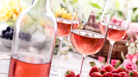 The rosé segment is growing at double-digit rates this year, according to Nielsen, and momentum is expected to continue.