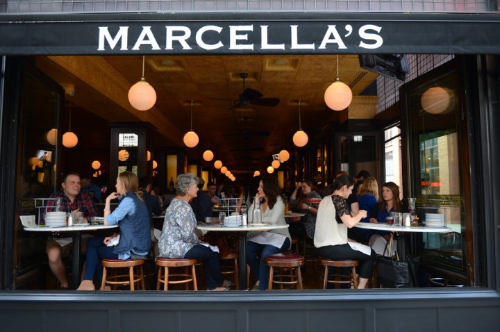 While many Cameron Mitchell concepts serve both classic and modern American dishes, the company also takes a global approach with Italian venue Marcella's (pictured) in Columbus, Ohio.