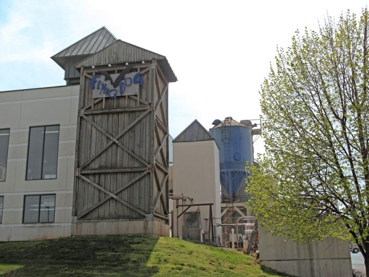 Flying Dog Brewery (pictured) moved its headquarters from Colorado to Frederick, Maryland in 2006. Two years later, the Denver location closed and all production was moved to the East Coast.