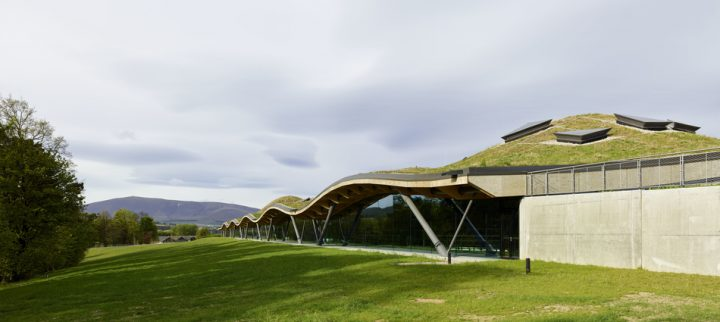Single malt Scotch producers are in strong innovation mode, including traditional brands such as The Macallan (new distillery pictured).