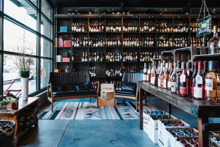 At Barcelona Wine Bar's VinoTeca in Atlanta (interior pictured), the Spanish wine selection is most robust in the $15-$20 range, according to manager Katie Rice. As winemaking in Spain evolves, consumers are embracing higher quality wines and their elevated price points.