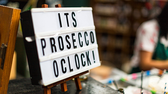 Retailers are planning to use floor displays and seasonal pricing specials during the holidays to promote Prosecco, which is already one of the fastest-growing wine segments in the U.S.