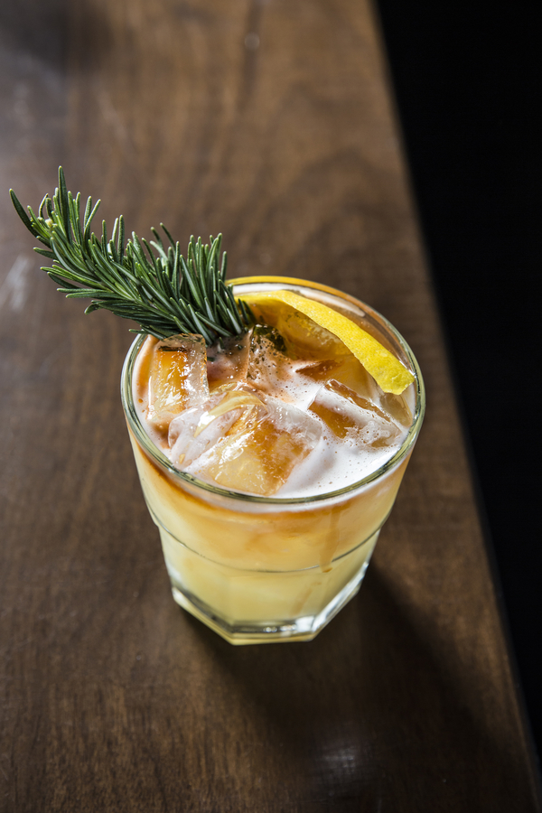 To highlight Bourbon's naturally rich and sweet characteristics, many bartenders and cocktail creators are modifying classic cocktails. Bosscat Kitchen & Libations in Newport Beach, California offers the Bosscat (pictured), a riff on an Old Fashioned.