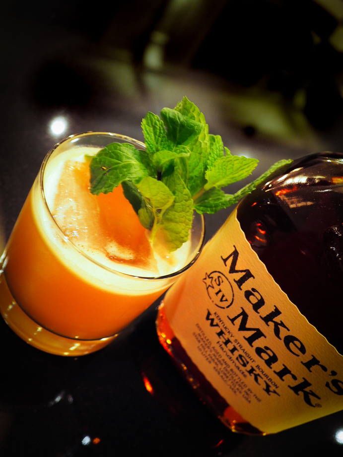 While some Bourbon cocktails are simple, others, like the Dealer's Choice (pictured) from The Berkshire Room in Chicago, are more complex.