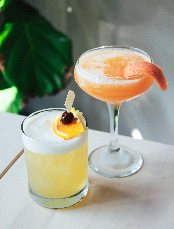 Classic Bourbon cocktails with upscale twists are becoming the norm for bartenders. At Whiskey Bird in Atlanta, the Whiskey Bird Sour and Brown Derby (pictured) are popular Bourbon cocktails.