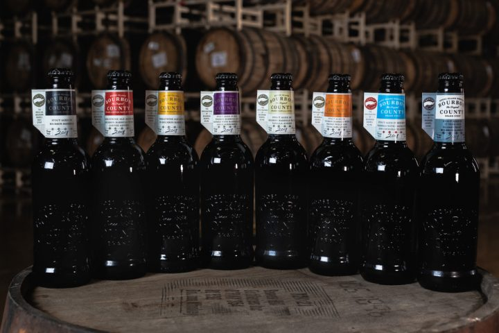 Though many special releases from brewers are losing steam, Bourbon County stout (pictured) from Goose Island Brewing Co. still sells through 90% of its stock in 24 hours, even with increased production.