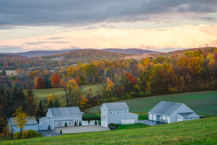 Though Kentucky is the definitive Bourbon heartland, newer producers from elsewhere in the U.S., like Ancram, New York-based Hillrock Estate Distillery (pictured), are starting to see success in the Bourbon category.