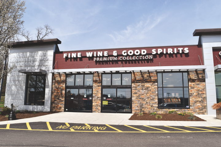 While the Pennsylvania Liquor Control Board (Fine Wine & Good Spirits store exterior pictured) has created a financial windfall thanks to its flexible pricing system, critics such as state Rep. Jesse Topper say consumers are not receiving any of the benefits.