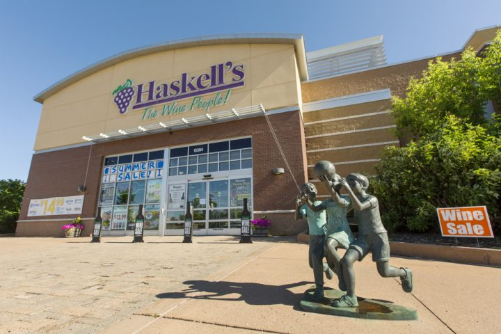 Haskell's (Minneapolis unit above) has been involved in every phase of beverage alcohol history for 85 years.