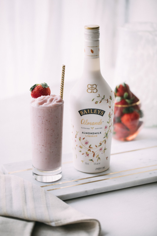 Baileys has seen success with its Almande label (pictured), which targets a more health-minded consumer base.