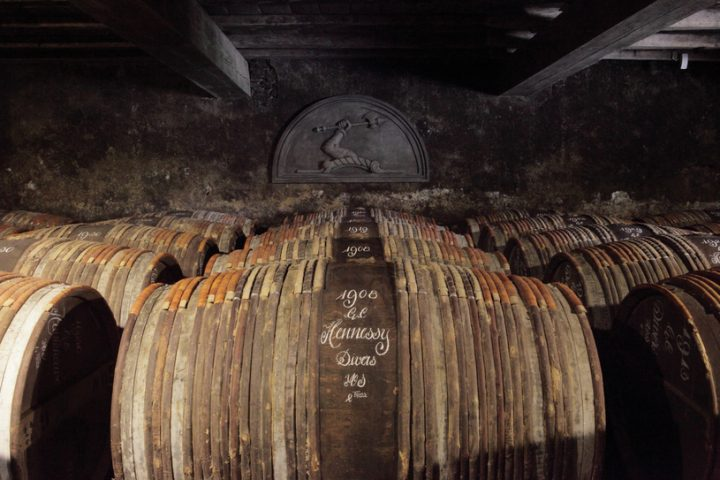 Cognac consumers in the U.S. continue to be driven largely by brand loyalty. Despite slowing growth, No.-1 brand Hennessy (barrels pictured) still claims 60% of the market share, according to Impact Databank, and expects to hit the 4 million-case mark in 2019.