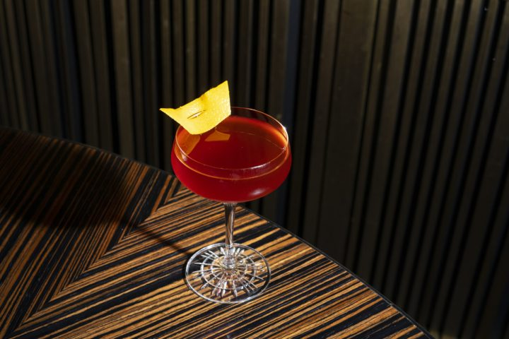 Sake-based drinks are becoming more common in the cocktail world, served at such venues as Momofuku in Las Vegas in its Yuzu Negroni (pictured).