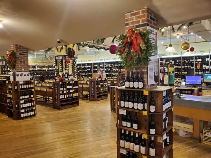 At Zachys Wine & Liquor (interior pictured) in New York , the holiday season is a major point of emphasis. The store promotes its 12 Days of Christmas Deals, which offers fine wine at double-digit discounts.