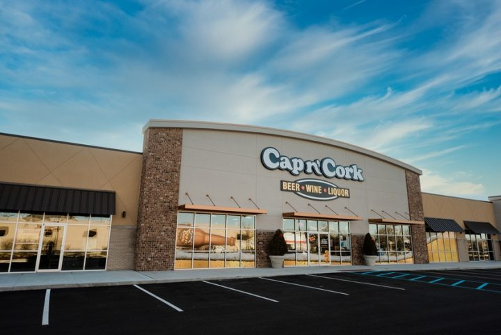 Fort Wayne, Indiana's Cap n' Cork (Maysville Pointe unit pictured) has lodged lawsuits in Michigan and Illinois to earn the right to ship freely into those jurisdictions, and co-owners Andy Lebamoff and Joe Doust, Jr. are considering challenges to anti-shipping laws in other states.