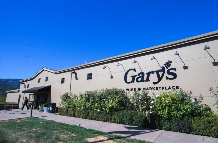 Gary's Wine & Marketplace, which operates four New Jersey locations, launched its first West Coast unit (exterior pictured) in October. Owner Gary Fisch, who founded the company in 1987, aims to make the space a home for Napa locals.