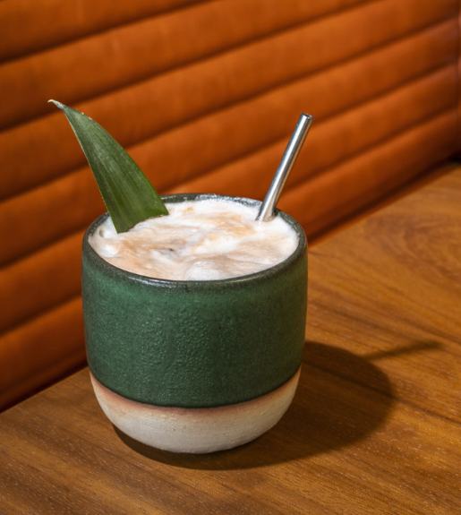 Momofuku Group (South Street Sling cocktail pictured) recently created high-level, company-wide drinks positions, including a corporate beverage director and a director of bar operations.