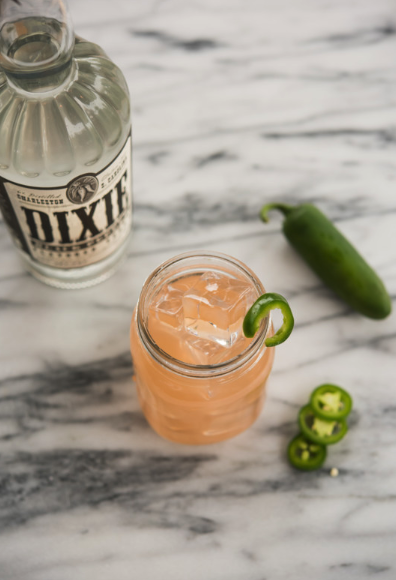 As craft spirits continue to draw consumers in, brands are looking to stand apart from the crowd. Southern brand Dixie vodka (Firefly cocktail pictured) highlights its use of local ingredients to emphasize its regional flavor.