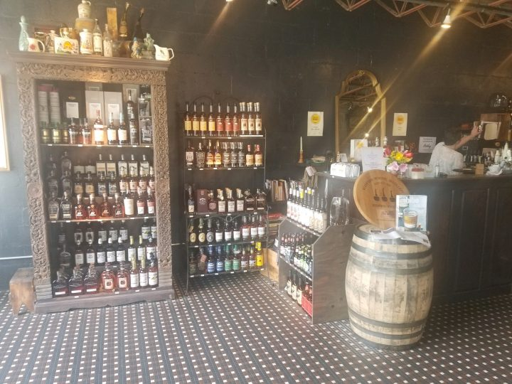 LeNell's Beverage Boutique (interior pictured) in Birmingham, Alabama is taking precautionary sanitary measures to protect its staff and its customers.