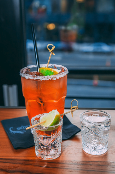 Scorpion Bar (Margarita pictured) is one of Big Night's many concepts, with units in Foxwoods, Boston's Seaport District, and at Patriot Place shopping center just outside of Boston.