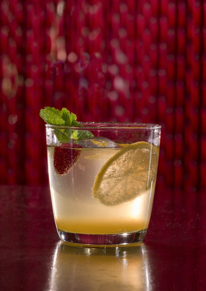 Jaleo in Washington, D.C., makes its popular white sangria with Cava.