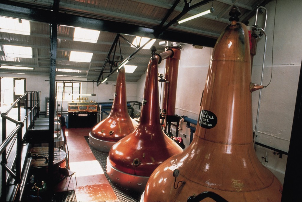 Bowmore (stills pictured) has successfully released expressions without age statements.