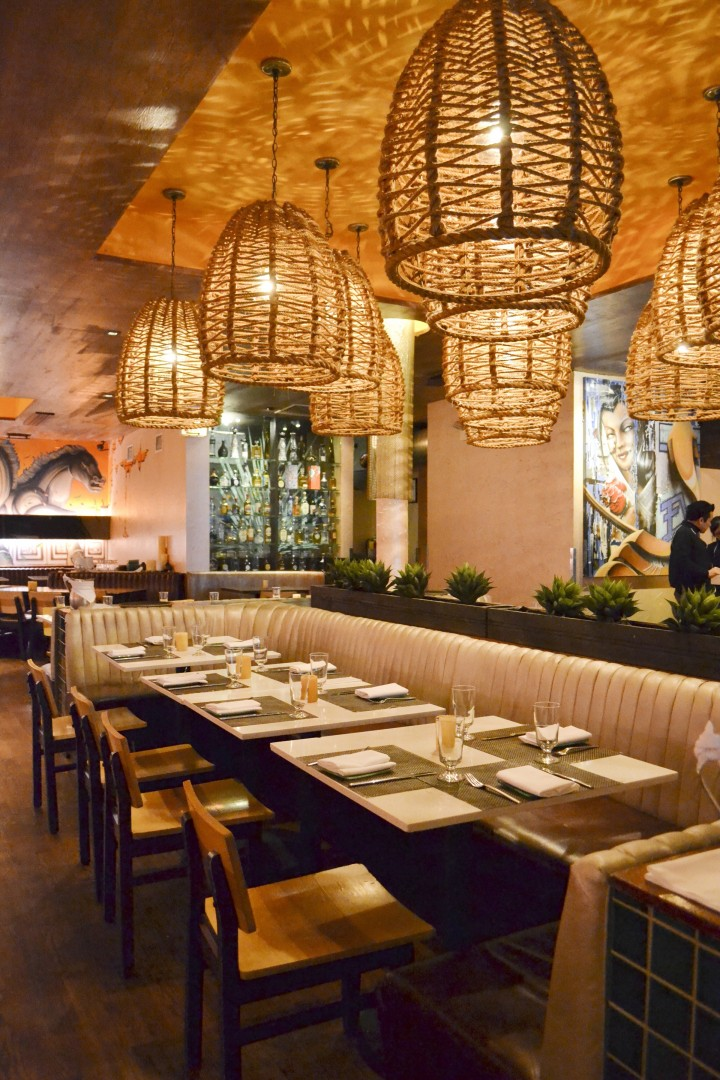 Mercadito Hospitality's flagship Mercadito restaurant has locations in Chicago, New York City and Las Vegas.