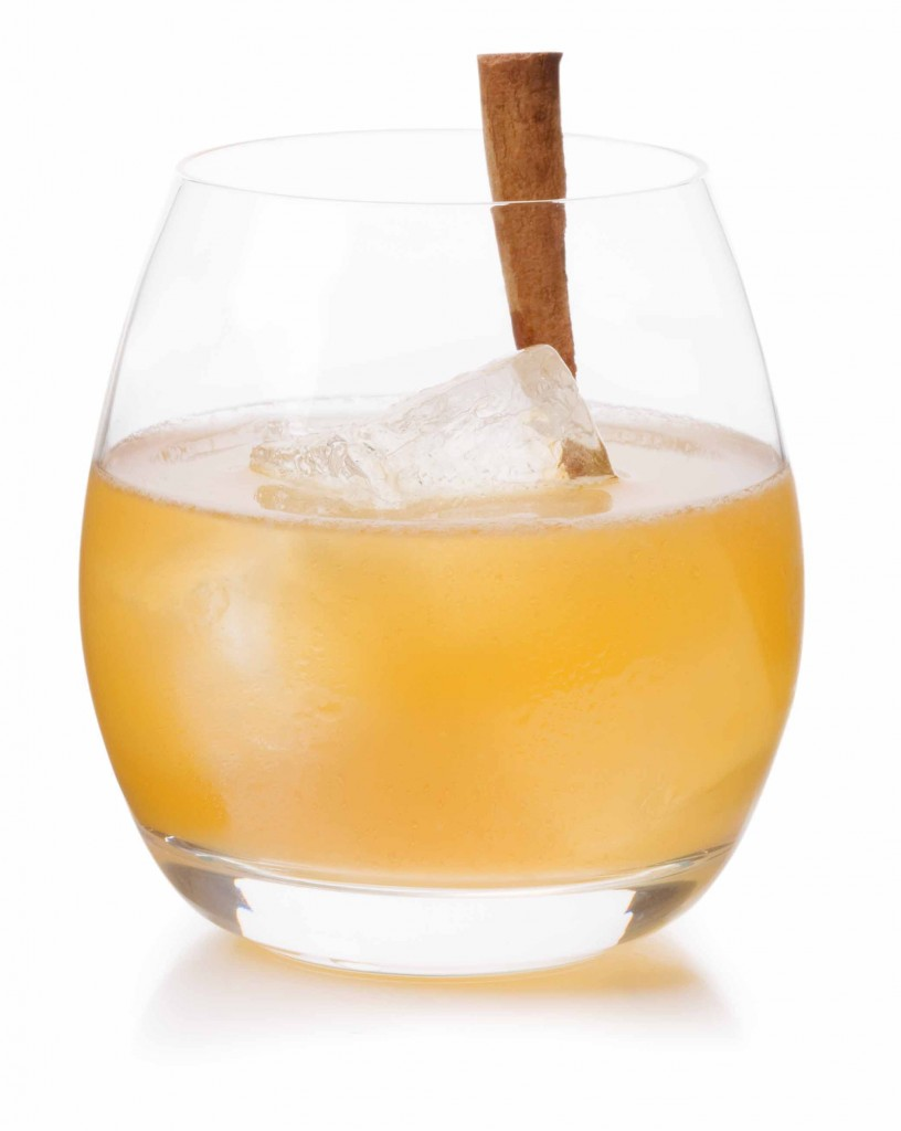 The Rémy Sour mixes VSOP Cognac with lemon juice, ginger and cinnamon.
