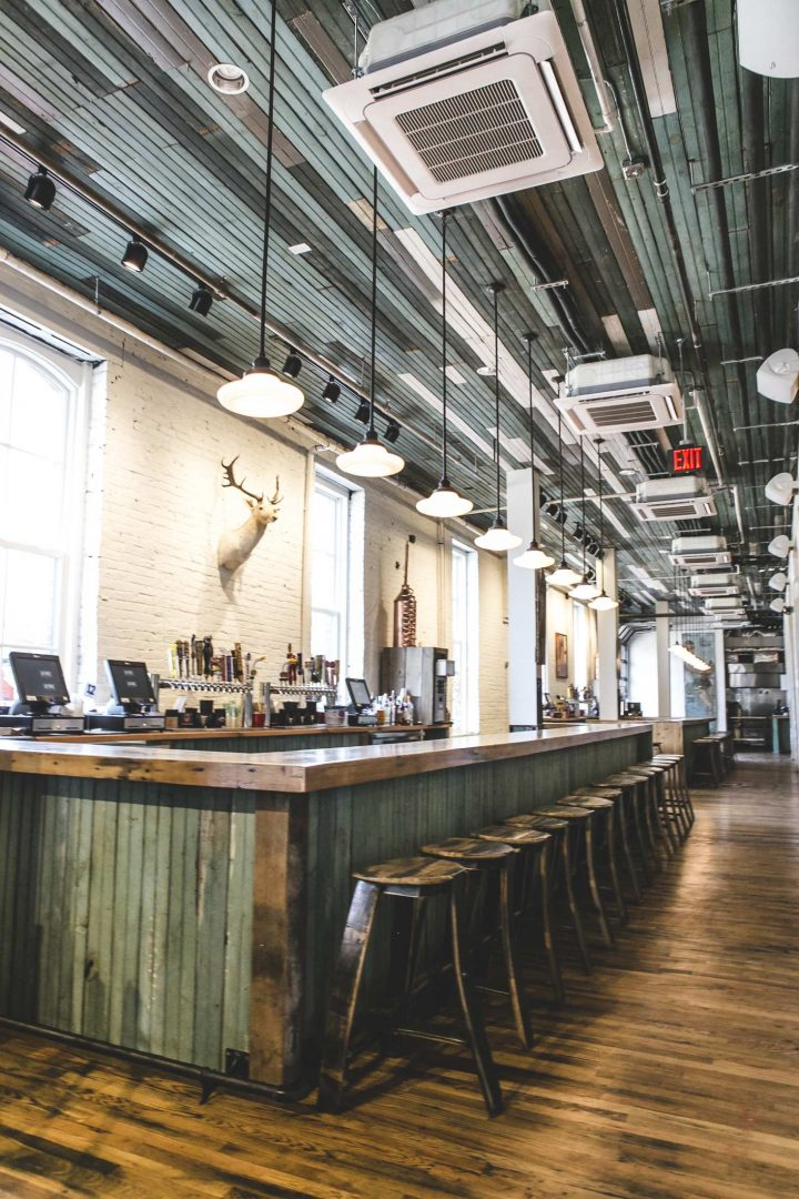 Nashville's Acme Feed & Seed offers three floors of food, drinks and entertainment.