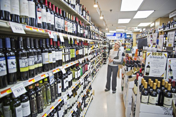 Wine offerings include labels from such far-flung countries as Bulgaria and Uruguay, attracting diplomats and other international residents.
