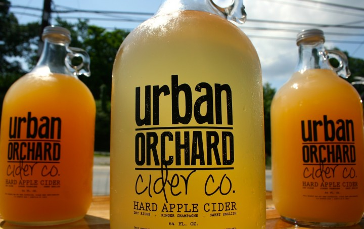 The Urban Orchard Cider Co. offers an array of core, seasonal and experimental ciders.