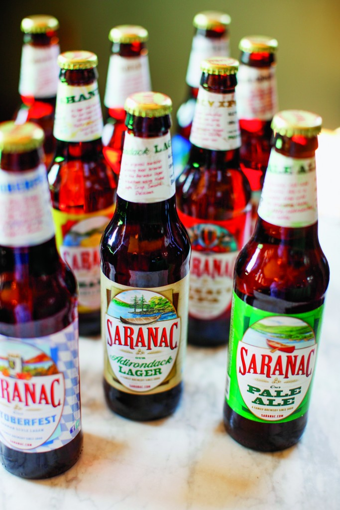 Launched in 1985, the Saranac craft beer brand now comprises most of the brewery's volume.