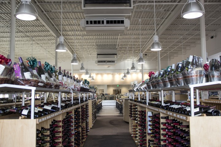 Martin Wine Cellar's newly reopened Baronne Street location in New Orleans features nearly 1,200 wines and a popular bistro.