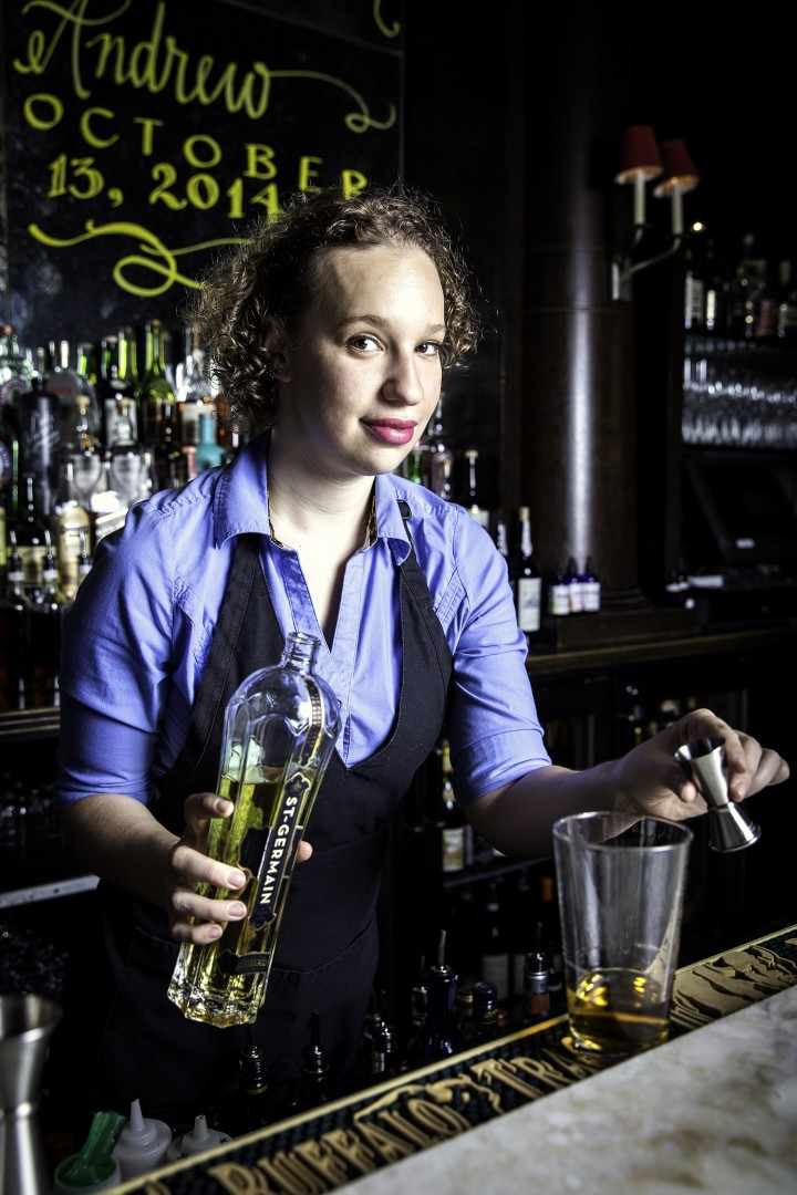 Naomi Levy of Eastern Standard in Boston aims to transport her guests through exotic ingredients and flavors.