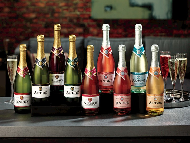 Sparkling wines like André are taking novel approaches to innovate the category and attract new customers.