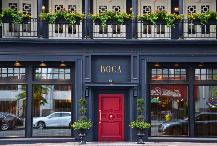 Cincinnati's Boca Restaurant Group has begun offering sweet red wines—which have gentler tannins than other options—as a way to transition beer and cocktail drinkers to the wine list.