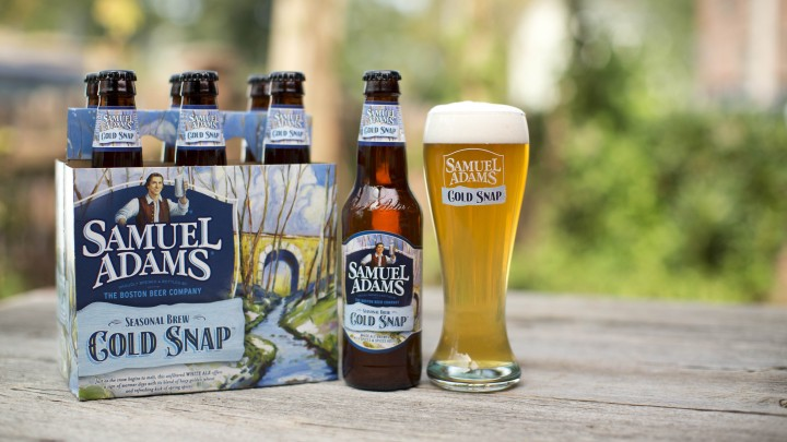 Spring seasonals like Samuel Adams Cold Snap offer consumers an alternative to the heavy ales of winter and a transition into summer.