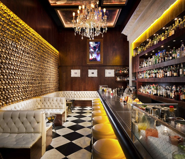 The speakeasy lounge Noble Experiment brings craft cocktails to San Diego.