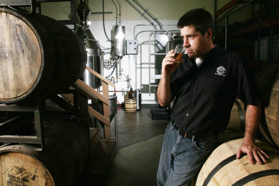 Ballast Point Brewing & Spirits cofounder Yuseff Cherney discovered that the resources of a successful brewing business can contribute to the viability of a new distillery.